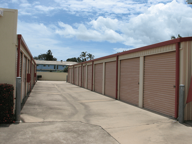 Bowen Road Self Storage Units